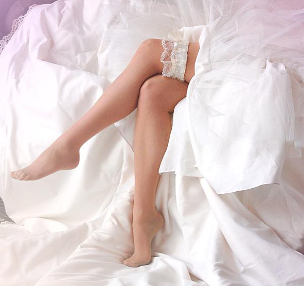 Невеста ножки Серьезно